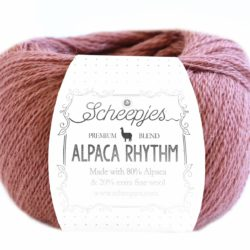 Alpaca Rhythm  Foxtrot 653