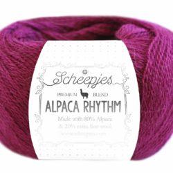 Scheepjes Alpaca Rhythm Jitterbug 667