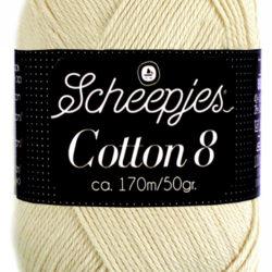 Scheepjes - Cotton 8 501