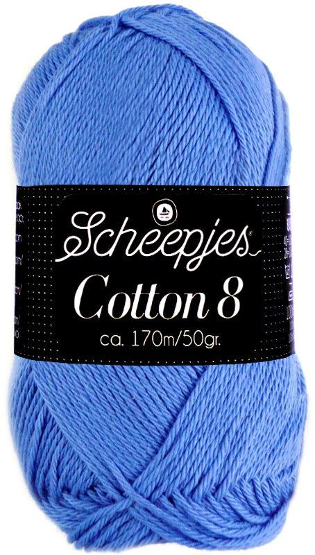 Scheepjes - Cotton 8 506