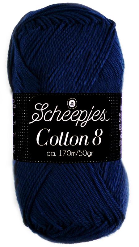 Scheepjes - Cotton 8 527