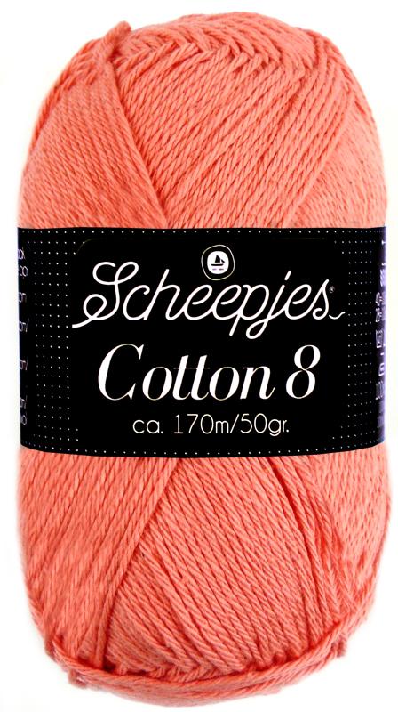 Scheepjes - Cotton 8 650