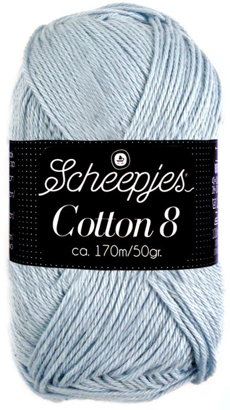 Scheepjes - Cotton 8 652