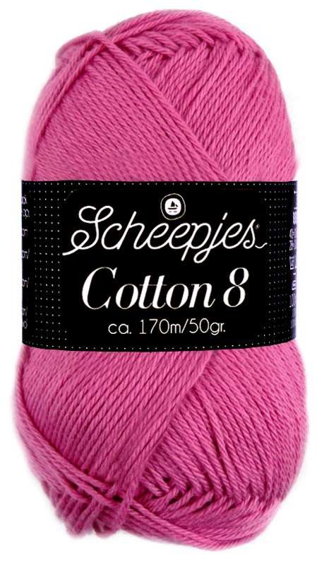 Scheepjes - Cotton 8 653