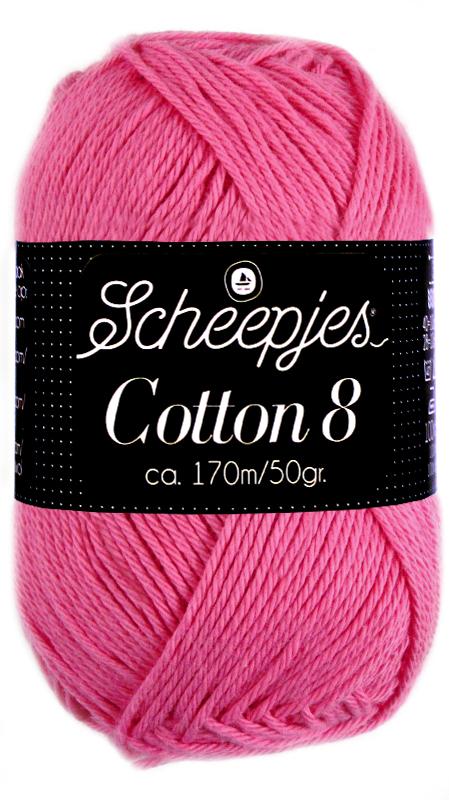 Scheepjes - Cotton 8 719