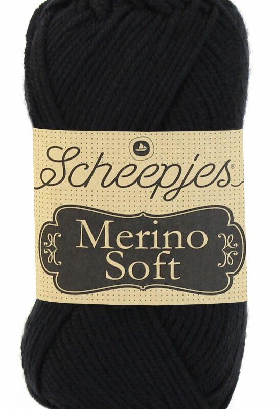 Scheepjes Merino Soft Kleur Pollock 601