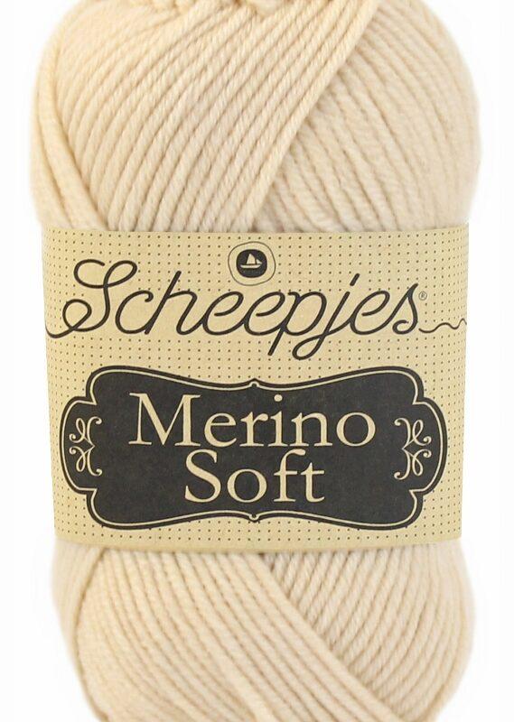 Scheepjes Merino Soft Kleur Da Vinci 606