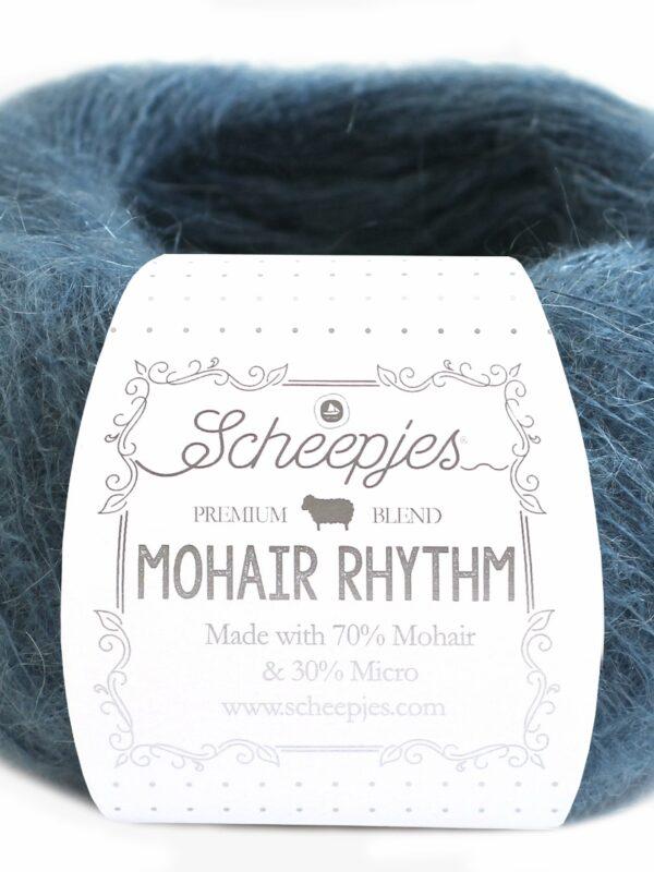 Scheepjes Mohair Rhythm Polka 676