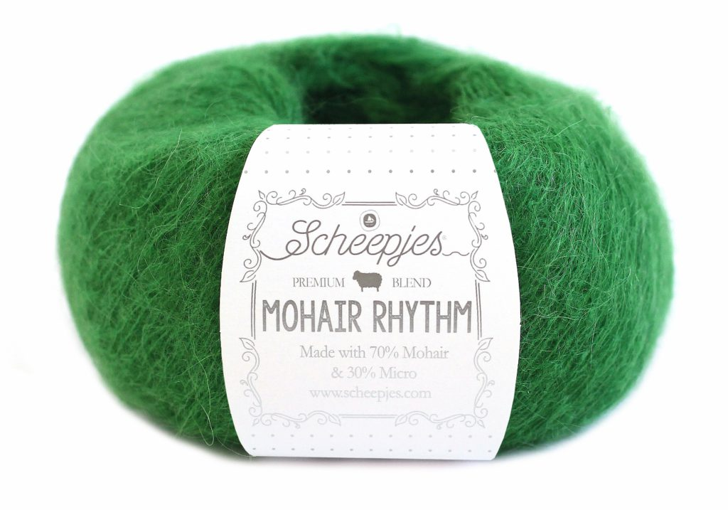 Scheepjes Mohair Rhythm  Boogie 678