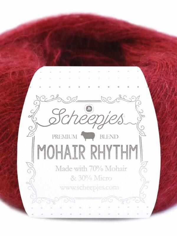 Scheepjes Mohair Rhythm Tango 683