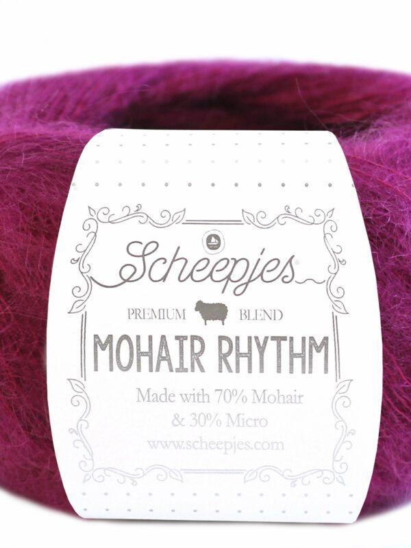 Scheepjes Mohair Rhythm  Jitterbug 687