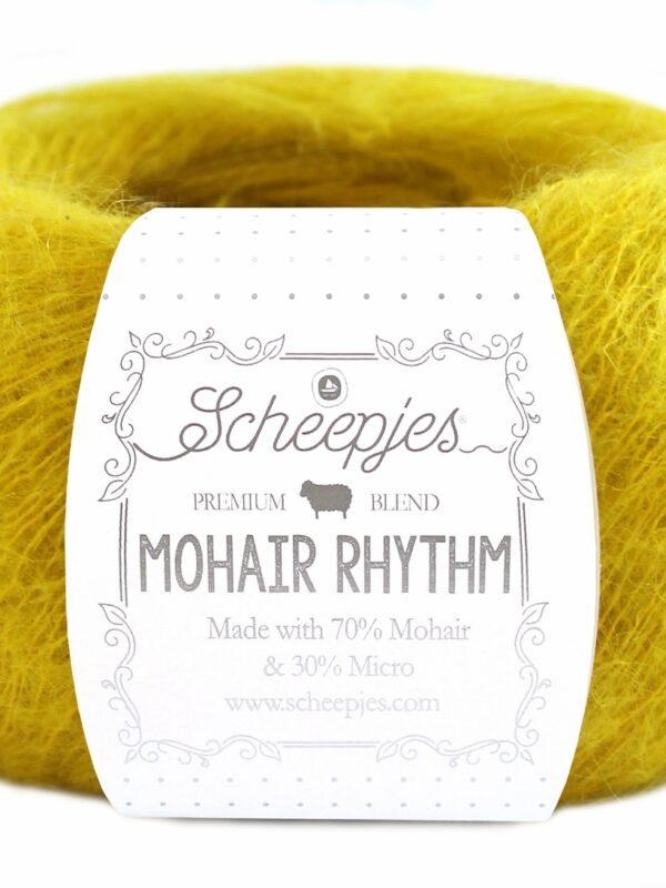 Scheepjes Mohair Rhythm  Disco 688