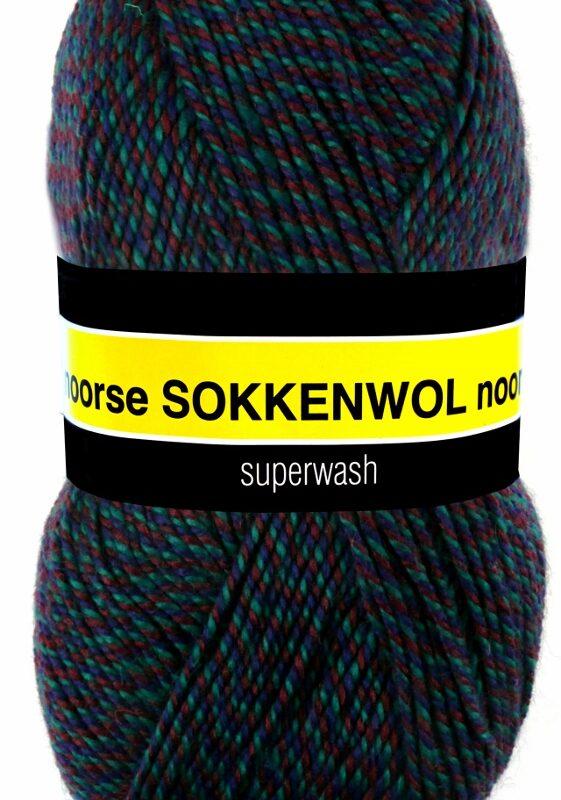 Scheepjes Noorse Sokkenwol Kleur 6863