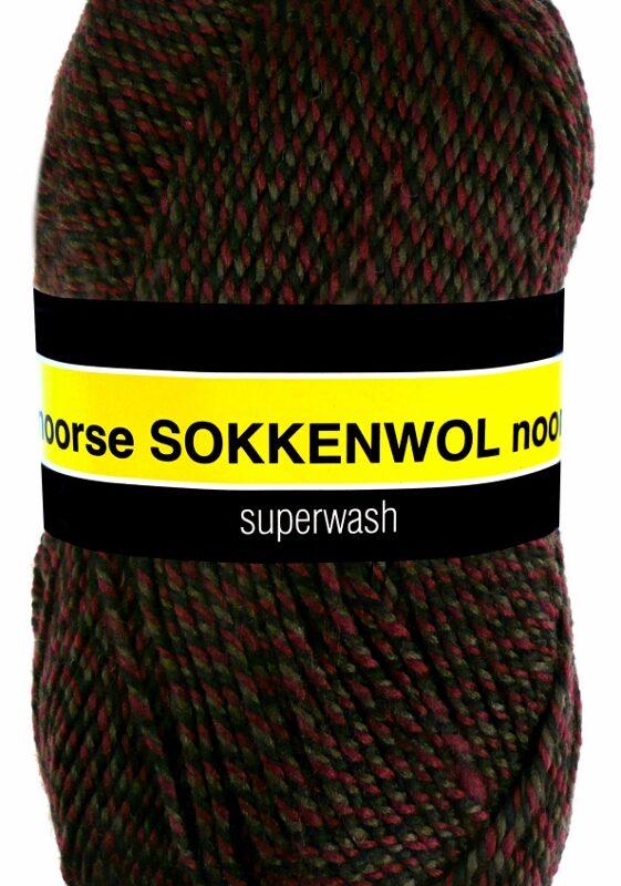 Scheepjes Noorse Sokkenwol Kleur 6864