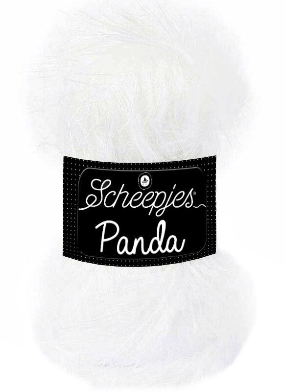 Scheepjes Panda Kleur Artic Fox 580