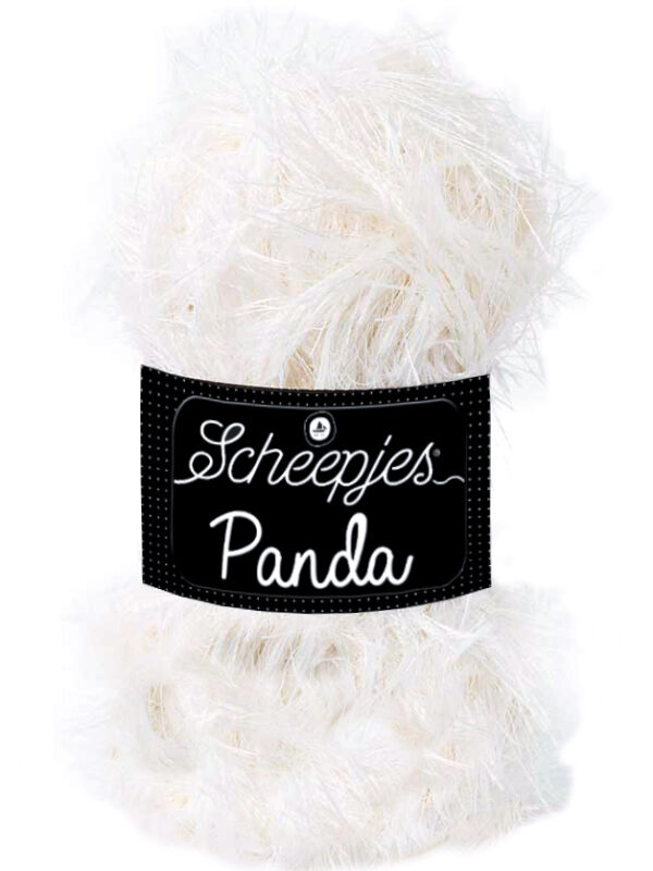 Scheepjes Panda Kleur Polar Bear 581