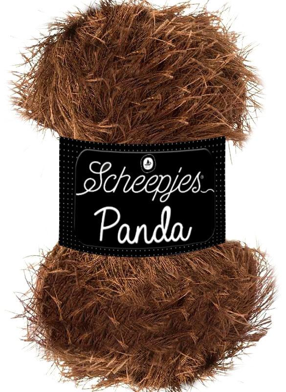 Scheepjes Panda Kleur Grizzly 584