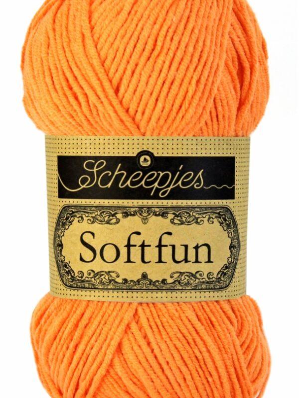 Scheepjes Softfun - 2427 Tangerine