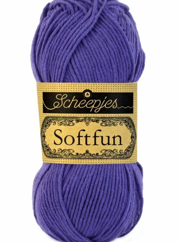 Scheepjes Softfun - 2463 Purple
