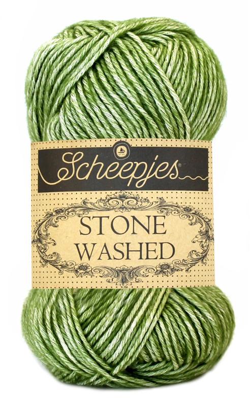 Scheepjes - Stone Washed - Canada Jade 806