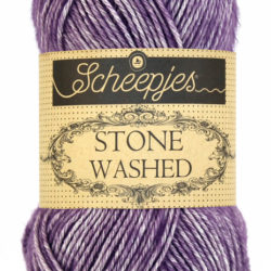 Stone Washed Deep Amethyst 811