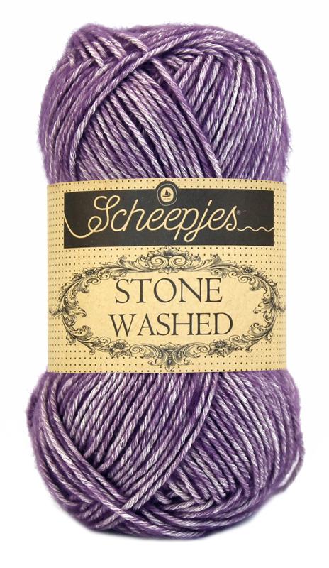Scheepjes - Stone Washed - Deep Amethyst 811