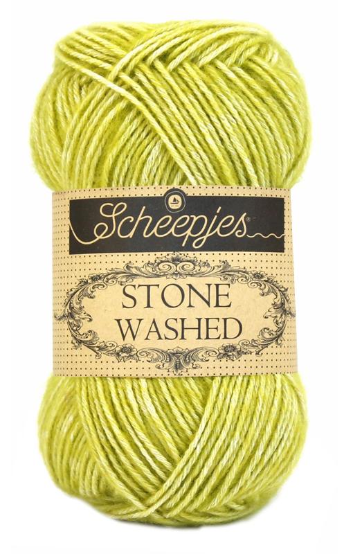 Scheepjes - Stone Washed - Lemon Quartz 812