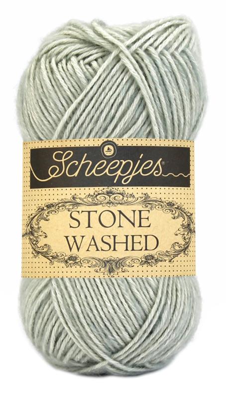 Scheepjes - Stone Washed - Chrystal Quartz 814
