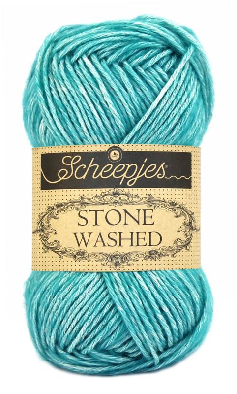 Scheepjes - Stone Washed - Green Agate 815