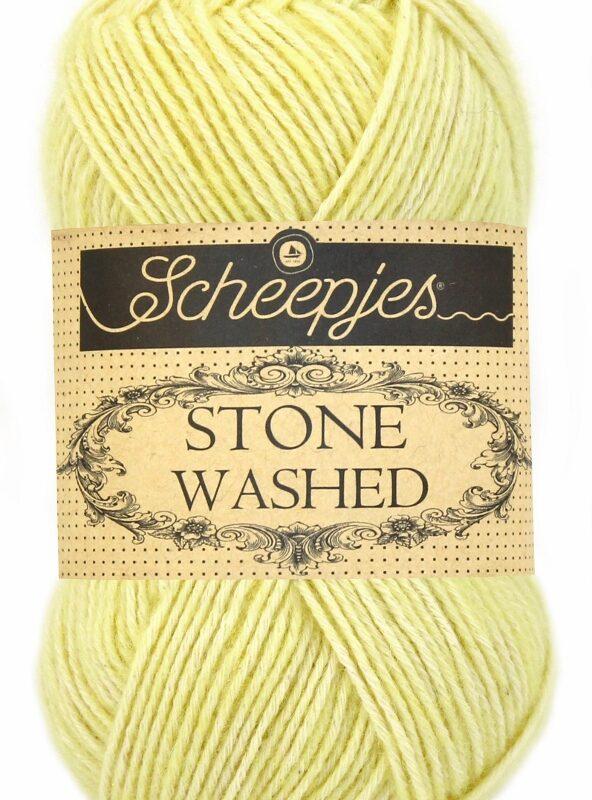 Scheepjes - Stone Washed - Citrine 817