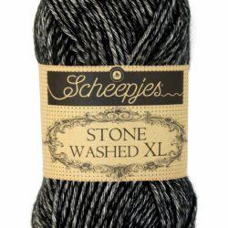 Scheepjeswol Stone Washed XL Black Onvx 843