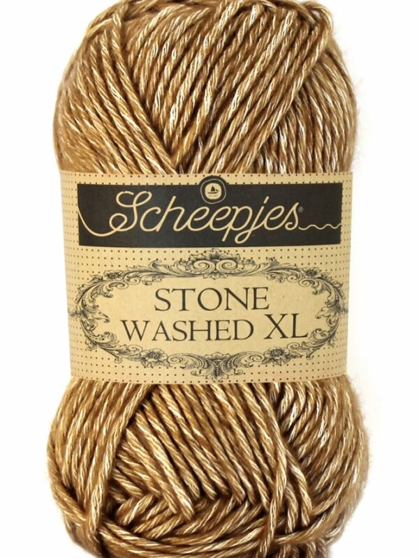 Scheepjes Stone Washed  XL Boulder Opal 844