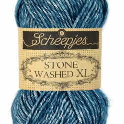 Scheepjeswol Stone Washed XL Blue Apatite 845