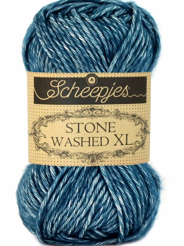 Scheepjes Stone Washed XL Blue Apatite 845