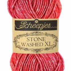 Scheepjeswol Stone Washed XL Red Jasper 847