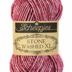 Scheepjeswol Stone Washed XL Corundum Ruby 848