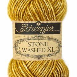Scheepjeswol Stone Washed XL Yellow Jasper 849