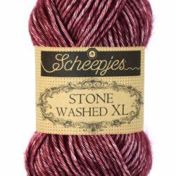 Scheepjeswol Stone Washed XL Garnet 850