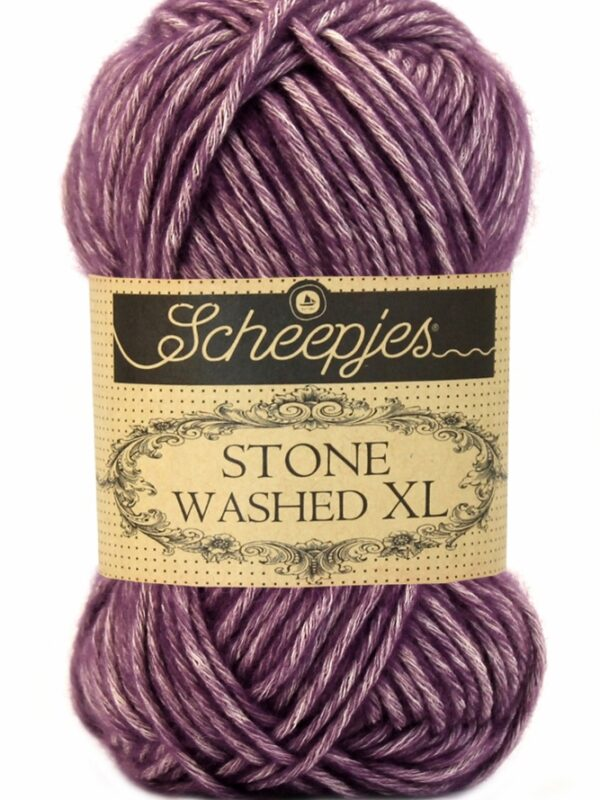 Scheepjes Stone Washed XL Deep Amethyst 851