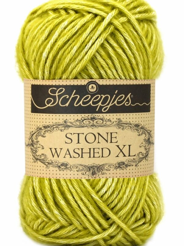 Scheepjes Stone Washed XL Lemon Quartz 852