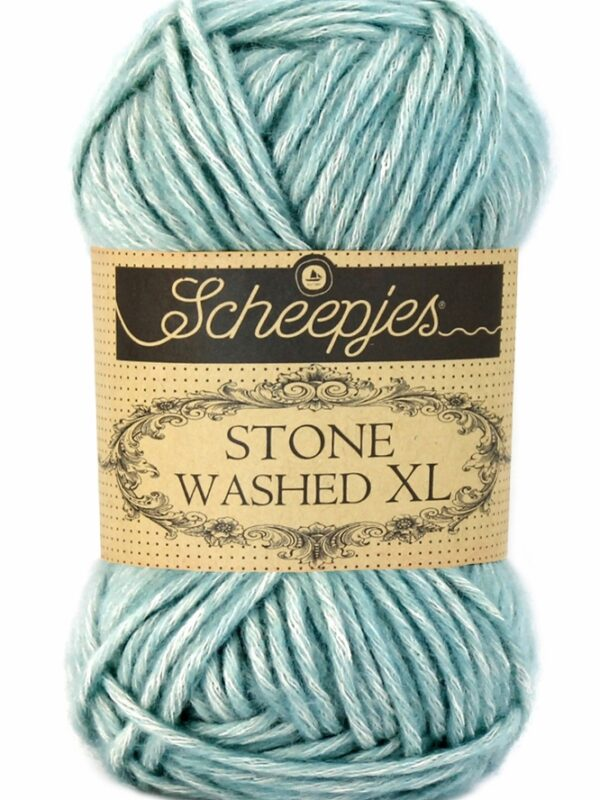 Scheepjes Stone Washed XL Amazonite  853