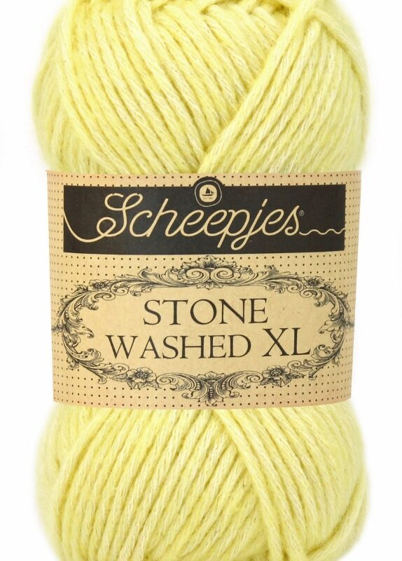 Scheepjes Stone Washed XL Citrine 857