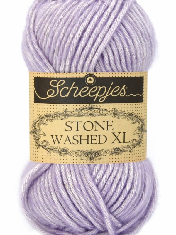 Scheepjes Stone Washed XL Lilac Quartz 858