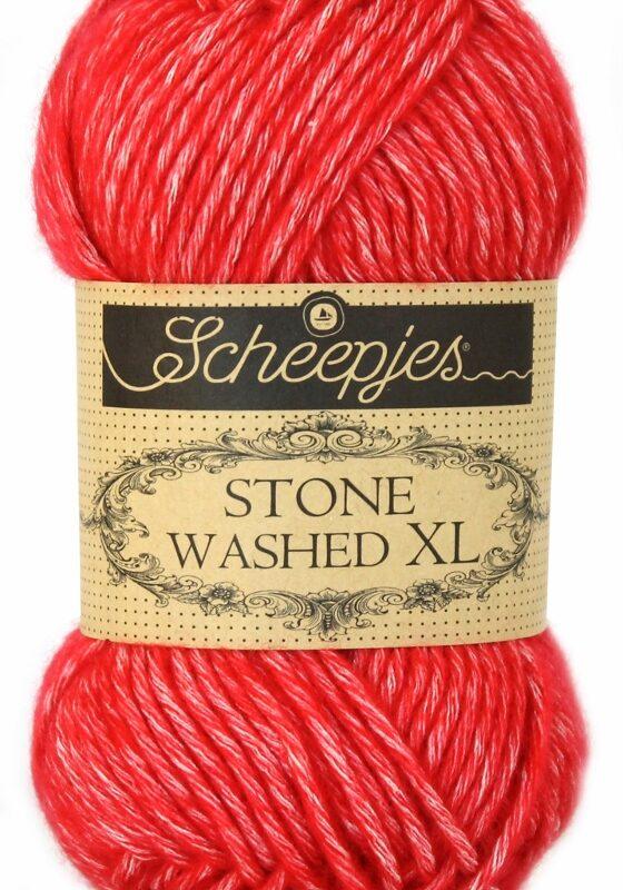 Scheepjes Stone Washed XL  Carnelian 863