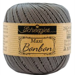 Scheepjes Maxi Bonbon  Metal Gray 242