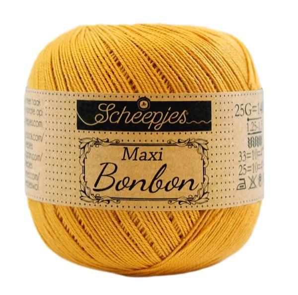 Scheepjes Maxi Bonbon  Saffron 249