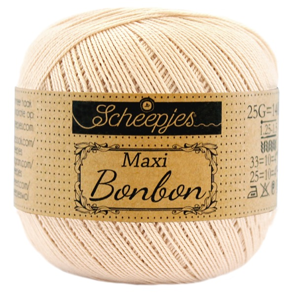 Scheepjes Maxi Bonbon Nude 255
