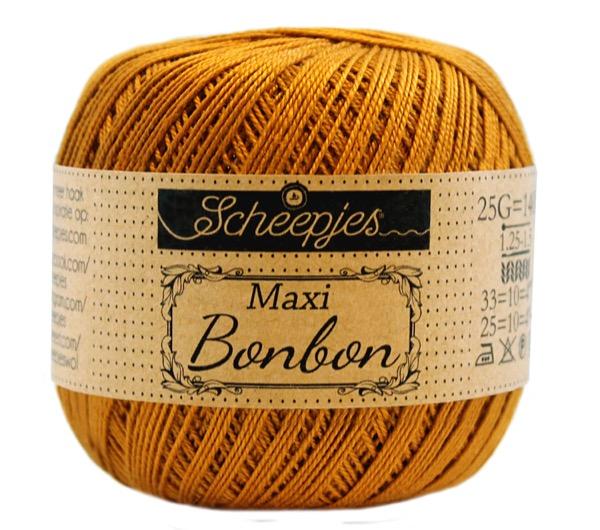 Scheepjes Maxi Bonbon  Ginger Gold 383