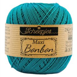 Scheepjes Maxi Bonbon Dark Teal 401