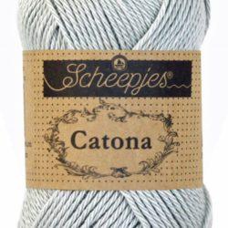 Scheepjes - Catona (25gr) - Light Silver 172